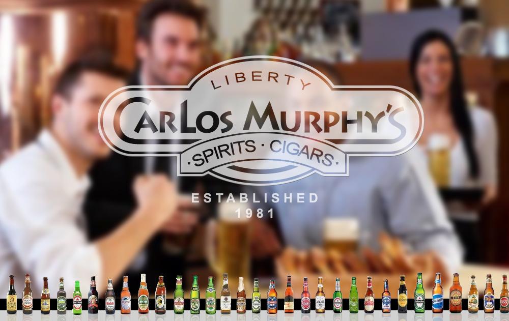 Carlos Murphys page